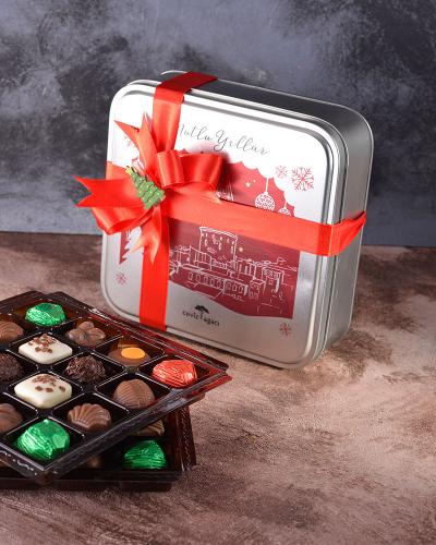 Galata Yılbaşı Çikolatası