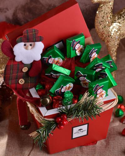 Merry ChritsmasYılbaşı Çikolatası